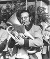 John Waugh on euphonium